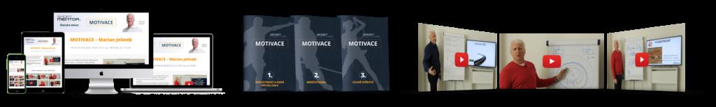 Online kurz SportMentor Motivace