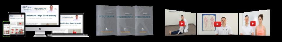 Online kurz SportMentor Fyzioterapie