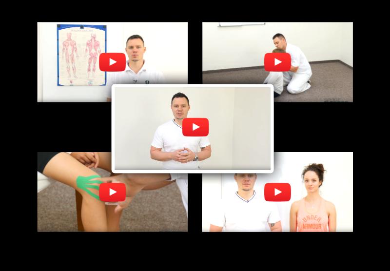 SportMentor Fyzioterapie